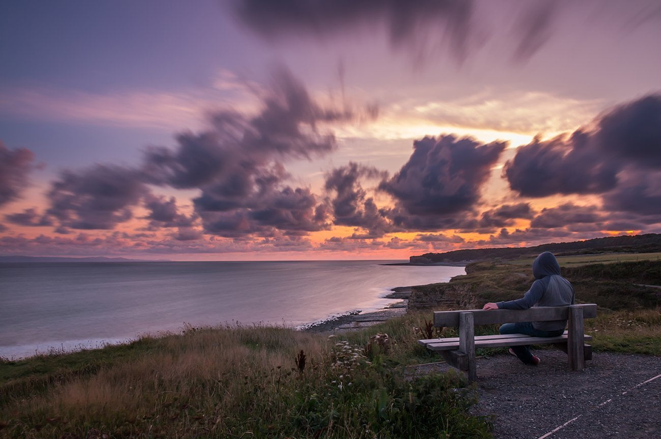 Llantwit Major sunset